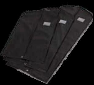 Kleiderschutzhülle Fashion Cover in versch. Längen