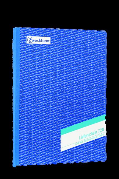 Zweckform -Formular Lieferschein A4 3x50 Blatt