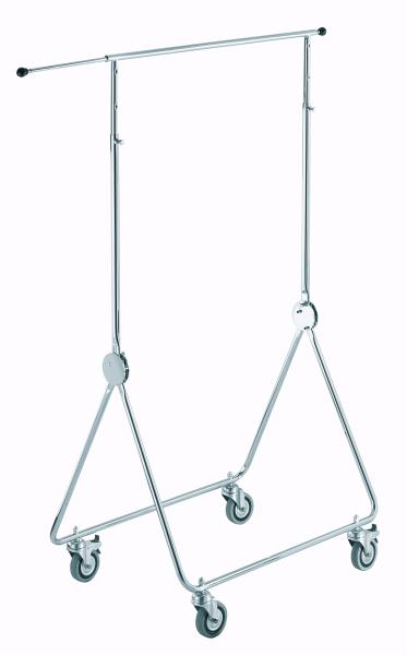 Reiserollständer Rollen 100mm, 100x175cm