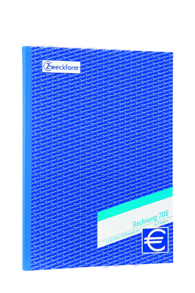 Zweckform -Formular Rechnung A4
