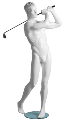 Sportfigur - Golfer - Kevin
