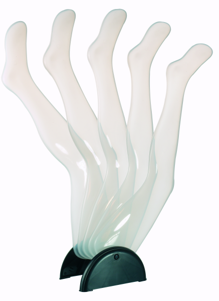 Fächer-Damenbeine mit 5 Beinen