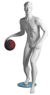 Sportfigur - Basketballer - Kevin