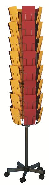 Glückwunschkartenständer 48x Hochformat