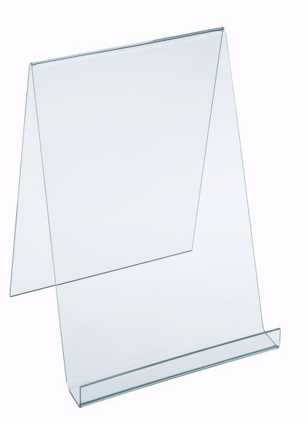 Hemdenaufsteller, Acrylglas klar