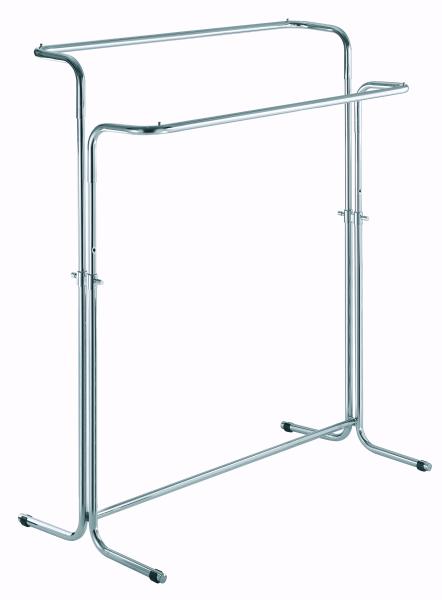 Doppelständer verstellbar H 110 -160 cm