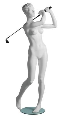 Sportfigur Golf-Vanessa