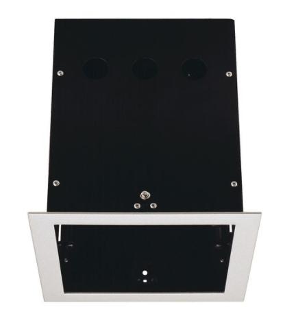 Einzel-Einbaurahmen für COB LED Module