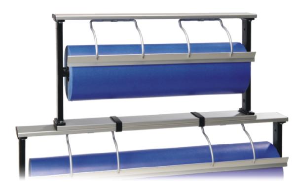 Papier/Folien Aufsatzabroller, diverse Breiten