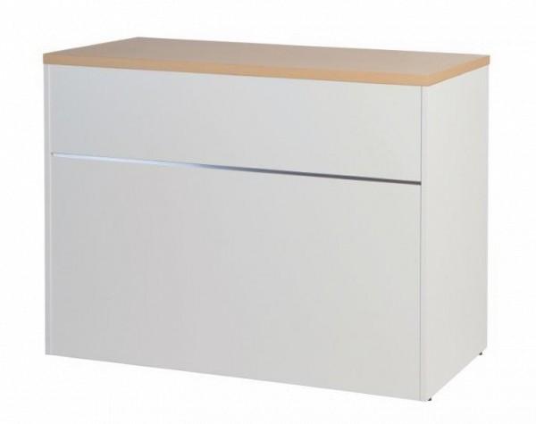 MX Counter 120, L129 cm T 60 cm H 90 cm